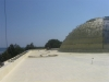 Kuppel- und Terassedämmung bei Pavilion Expozitional, Mamaia, Constanta, 5400 mp