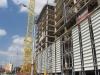 Subturnare stâlpi clădire P+11, Centru de Afaceri Sibiu