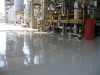 Antistatic and antispark floor – fuel processing plant - Petrobrazi